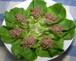 サラダ菜包み
